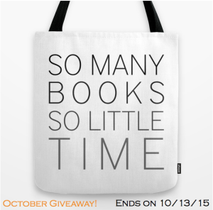 October Giveaway - Tote Bag